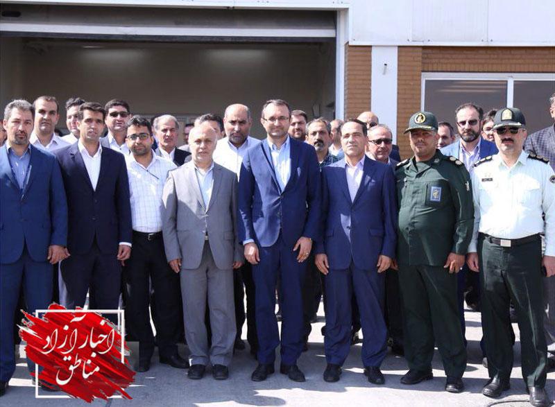 براي اولين بار در ايران:فاز اول واحد مدیریت اپرون شهر فرودگاهی امام(ره) راهاندازی شد