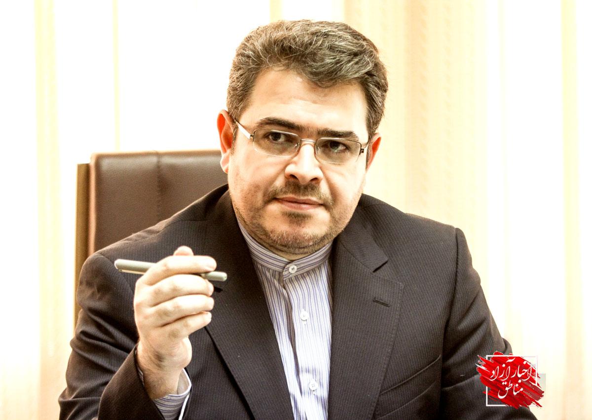 سرپرست معاونت برنامهریزی دبیرخانه شورایعالی مناطق آزاد و ویژه اقتصادی منصوب شد