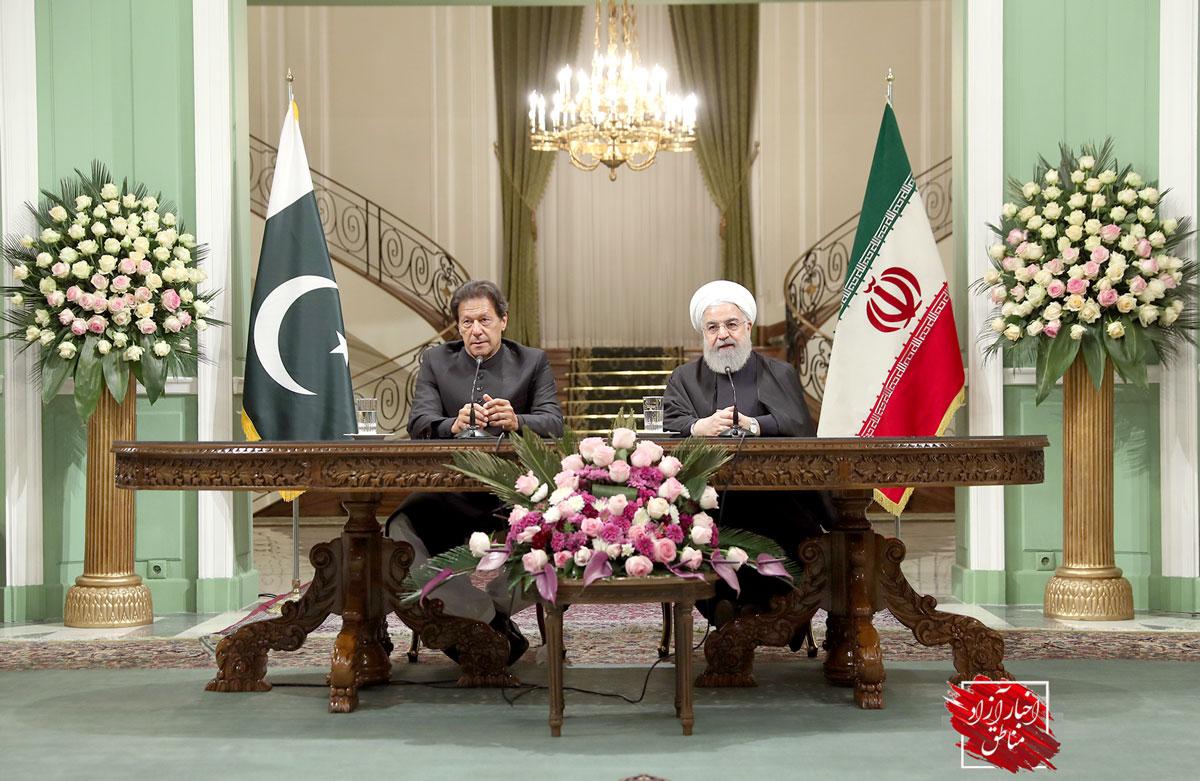 افزایش روابط تجاری ایران و پاکستان در دستورکار دو دولت