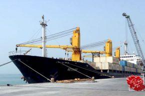 افتتاح رسمی کریدور دریایی هندوستان-قشم