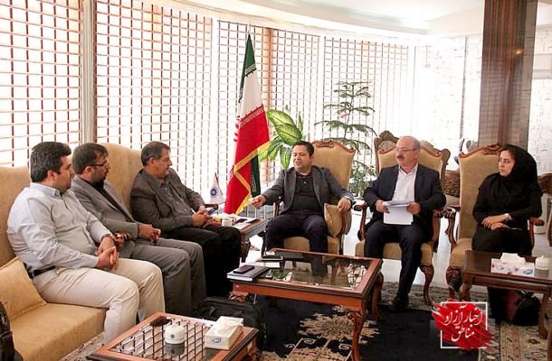 شکلگیری همکاریهای اقتصادی میان سازمان منطقه آزاد ارس و اتاق بازرگانی اردبیل