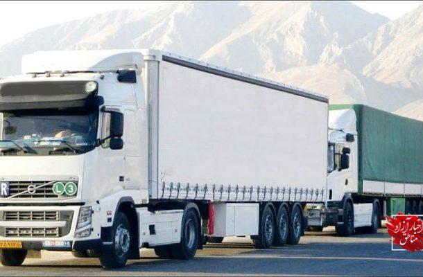 صادرات بیش از ۸میلیون دلار کالا از گمرک چابهار