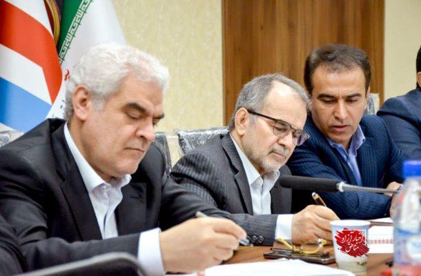 انعقاد تفاهمنامه همکاری میان منطقه آزاد اروند و سازمان صنایع کوچک و شهرکهای صنعتی ایران