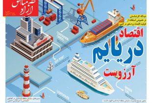 شماره ۴۰ هفته نامه اخبار آزاد مناطق