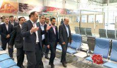 شروع مجدد پروازهای مسافری فرودگاه بینالمللی پیام در هفته آینده