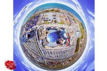 رنگینکمانی از جشنوارههای فرهنگی، هنری و علمی در منطقه آزاد انزلی