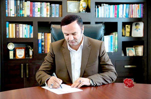 پیام تبریک مدیرعامل سازمان منطقه آزاد انزلی به مناسبت روز خبرنگار