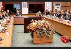 آغاز به کار بیست و هفتمین کمیسیون مشترک اقتصادی ایران و ترکیه
