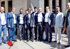 حضور فعالین اقتصادی ارزروم ترکیه در منطقه آزاد ماکو