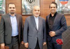 مدیر جدید روابط عمومی و امور بینالملل سازمان منطقه آزاد قشم منصوب شد