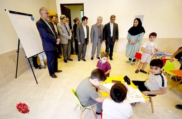 نخستین مدرسه بینالمللی در جزیره کیش افتتاح شد
