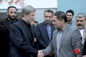 تقدیر وزیر دفاع از احداث و تجهیز ترمینال گالری سلام به دست متخصصان کشور