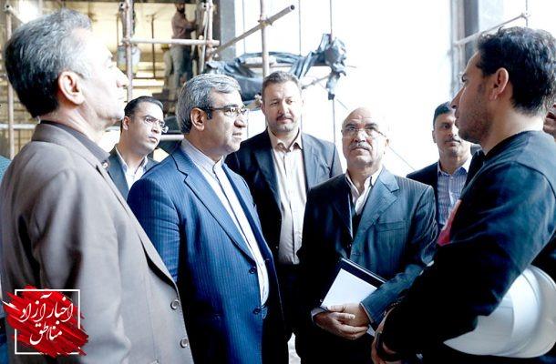 تکمیل پروژههای نیمهتمام، استراتژی راهبردی سازمان منطقه آزاد کیش