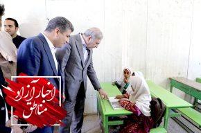 تعهد سازمان منطقه آزاد چابهار به بازسازی ۲۸۶مدرسه و مرکز آموزشی در نقاط سیلزده همجوار