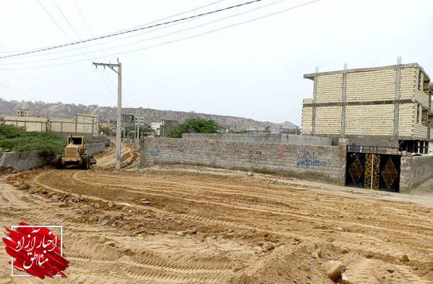بازگشت آرامش به زندگی ۹۰خانوار آسیبدیده از سیل روستای تیس چابهار