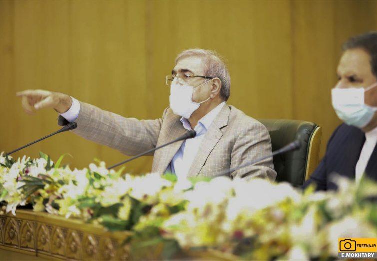 جلسه شورایعالی مناطق آزاد با حضور معاون اول رییس جمهور