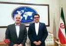 راهکارهای توسعه همکاریهای فرامنطقهای سازمان منطقه آزاد انزلی با وزارت امور خارجه