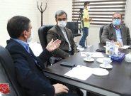 نظارت حداکثری بر روند ساخت ترمینال جدید فرودگاه بینالمللی کیش