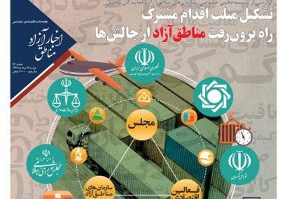 شماره۹۳ هفتهنامه اخبار آزاد مناطق