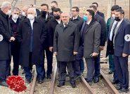 بررسی امکانات حمل و نقل و مواصلاتی راهآهن جلفا جمهوری آذربایجان