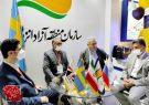 حضور موفق سازمان منطقه آزاد انزلی در نخستین نمایشگاه بینالمللی اوراسیا در تهران