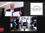 حمایت سازمان جهانی مناطق آزاد از فعالان مناطق آزاد ایران در بازارهای جهانی و محلی